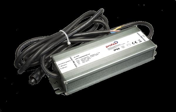 LED-Konverter 24V, 100W IP67 für bis zu 4 LED-Streifen
