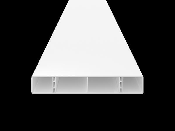 Koppelprofil 150x25x2 mm 6,00 m lang