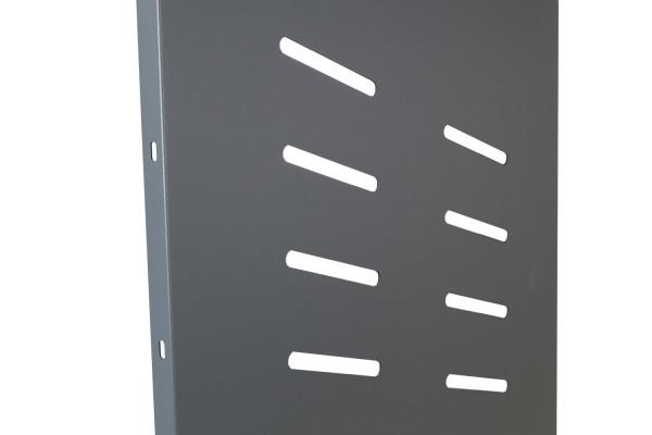 Alu-Schmuckblech B=930 mm H= 1430 mm silber Schräg