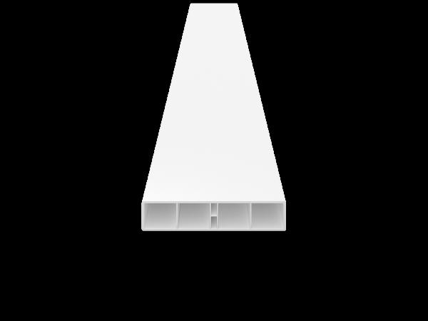 Koppelprofil 120x25x2 mm 6,00 m lang
