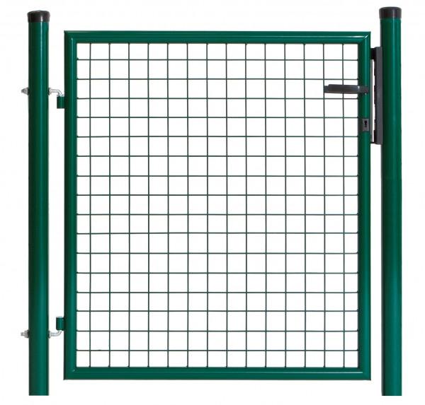 Gartentor B=1,54 m H=1,25 m grün