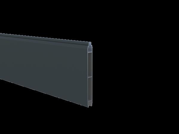 Alu Füllprofil 150 x 17 mm, 1,76 m lang