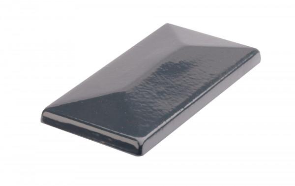 Aluminiumkappe für Pfosten 40/120 Typ DO RAL7016