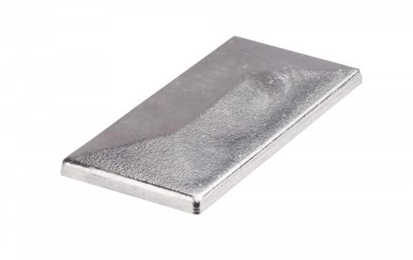 Aluminiumkappe für Pfosten 40/120 Typ DO Alu-Natur