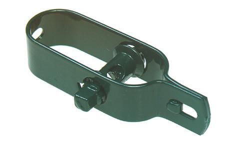 Drahtspanner 100 x 22 mm RAL6005 moosgrün