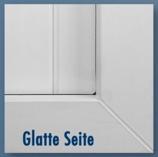 Glatte-Seite