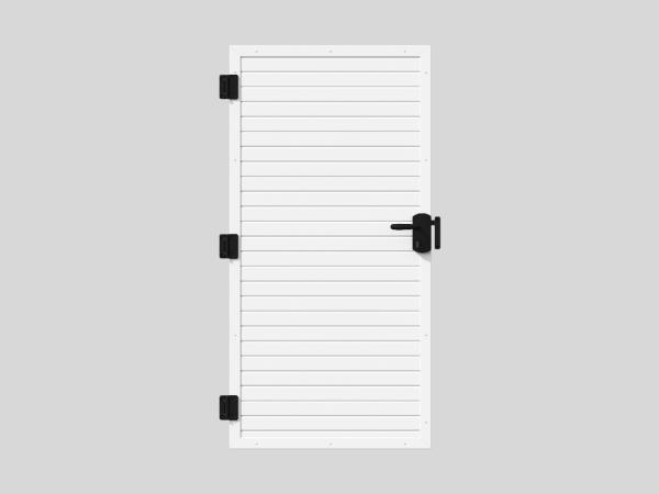 Sichtschutz-Tür 1,00 x 1,80 m