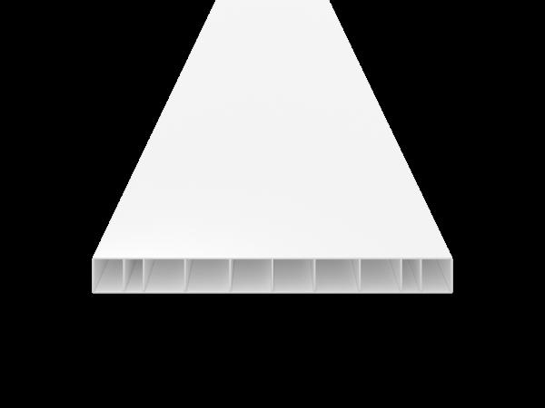 Koppelprofil 200x20x1 mm 6,00 m lang