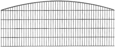 Schmuckzaun SYDNEY H= 0,80 m RAL6005