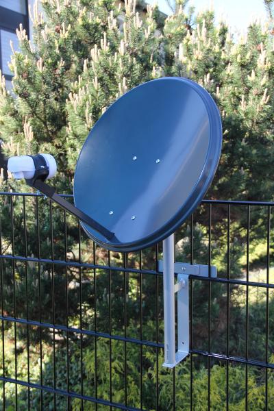 Halterung für Satelitenschüssel