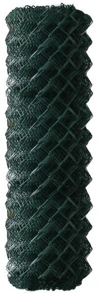 25 m Viereckgeflecht PVC-ummantelt 50*50*2,8, 2000 mm hoch