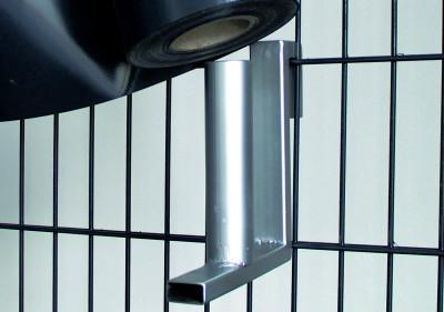 Abroller für Sichtschutzstreifen