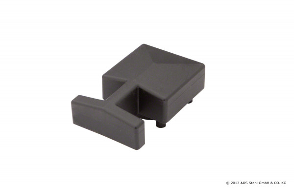 Kunststoffkappe 70/40 Typ HP schwarz