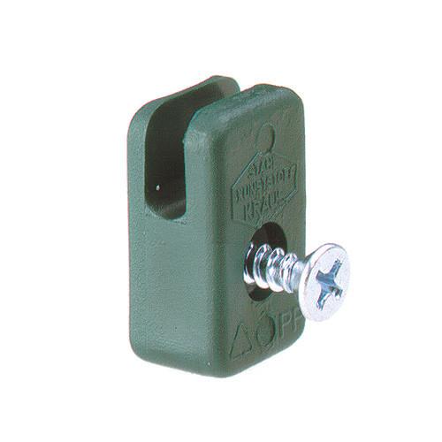 Spanndrahthalter DR30 mit Edelstahlschraube
